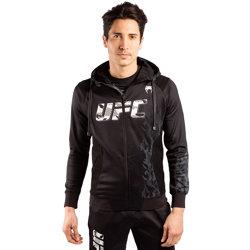 UFC Authentic Fight Week Men Zip Hoodie Black