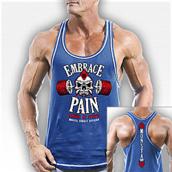 Kaufen Embrace Pain Blue von  Monsta Wear