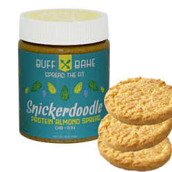 Buff Bake Snickerdoodle