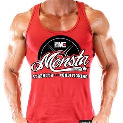 Kaufen SOFT: MC Strength Red von  Monsta Wear