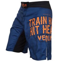 Acheter Train Hard Hit Heavy Blue de Venum