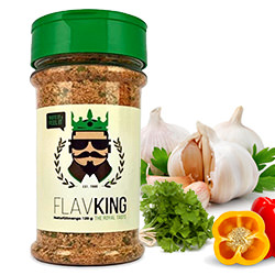Flavking Garlic Lover
