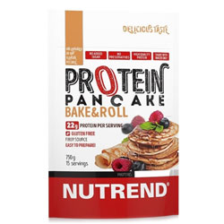 Protein Pancake Bake&Roll
