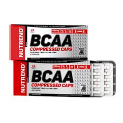 BCAA Compressed Caps