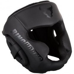 Charger Headgear Black/Black