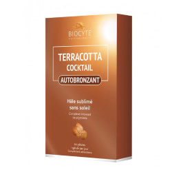 Terracotta Cocktail Autobronzant