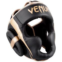 Elite Headgear Black Gold
