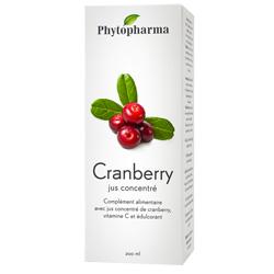 Cranberry Jus Concentré