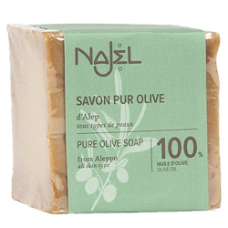 Savon Alep 100% Olive