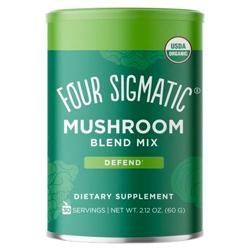 10 Mushroom Blend