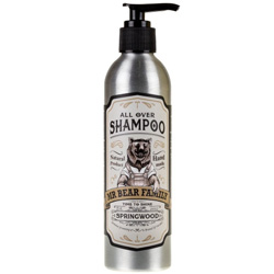 Mr. Bear Family All Over & Shampoo