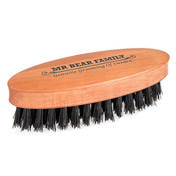 Mr Bear Family Beard Brush