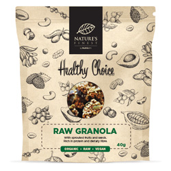 Bio Raw Granola