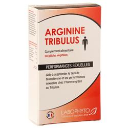 Arginine Tribulus