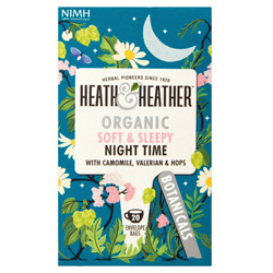 Organic Soft & Sleepy Night Time
