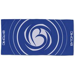 Microfibre Gym Towel Blue