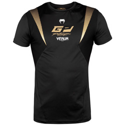 Petrosyan Dry Tech T-Shirt Black Gold