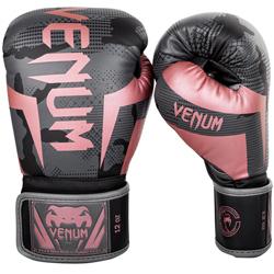 ELite Boxing Gloves Black Pink