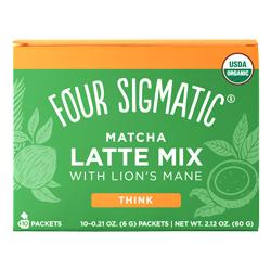 Matcha Latte Mix Lions Mane