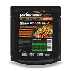 Mexican Style Beef Chilli