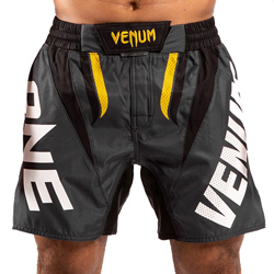 Fightshort One FC Impact Grey Yellow