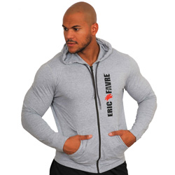 Sweat Athletic Homme Gris