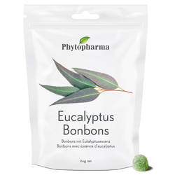 Bonbons eucalyptus