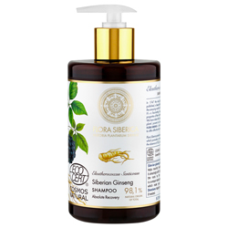 Siberian Ginseng Shampoo