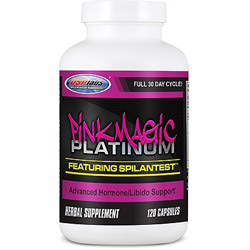 Pink Magic Platinum