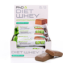 Diet Whey Bar