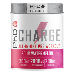 Charge Pre-Workout