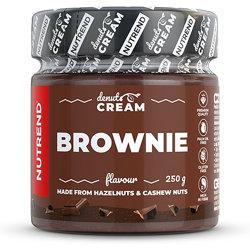 Denuts Cream Brownie