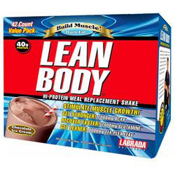 Lean Body For Him
