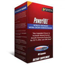 PowerFull : Stimulator der Wachstumshormone von USP Labs