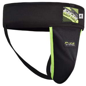 Groin guard supporter black coquille et porte coquille for Portent une coquille