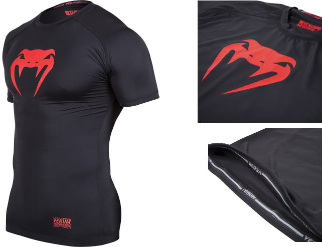 T-shirt de compression Venum