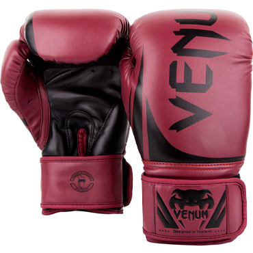 Challenger 2.0 Boxing Red Wine Black