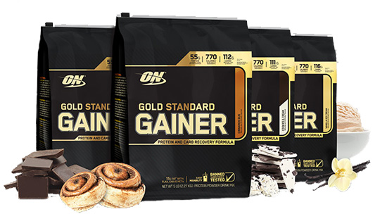 Weight Gainer - Hard Masse Series