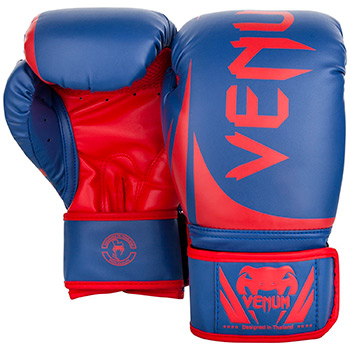 Challenger 2.0 Boxing Blue Red