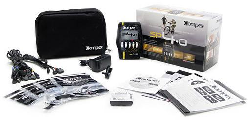 sp 4 0 electrostimulateur fil multisports de compex. Black Bedroom Furniture Sets. Home Design Ideas
