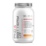 Battery +/-3 : Formule énergisante pour l'entraînement