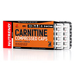 Carnitine Compressed Caps : Carnitine en capsules