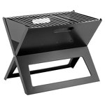 FoldyQ : Barbecue au charbon pliable