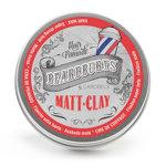 Matt Clay : Cire matte pour cheveux - Fixation forte