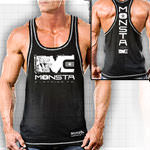 Icon Racerback-106B : V-Tank Top