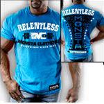 Relentless Monsta 138B : T-shirt musculation