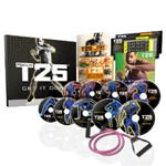 Focus T25 : Programm 9 DVDs - Body Circuit