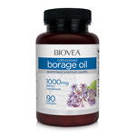 Borage Oil : Régénére la peau et régule le corps