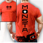 Inner Strength-170 : Bodybuilding T-Shirt
