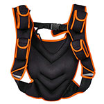 Hopz Pro : Einstellbare Gewichts-Jacke/Weste 15 kg